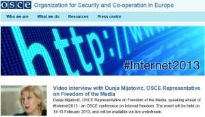 ESBO konferencija internetas 2013