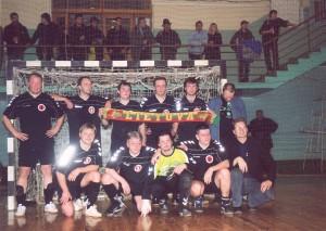 Lietuvos ir Ukrainos žurnalistus jau daug metų vienija aistra futbolui