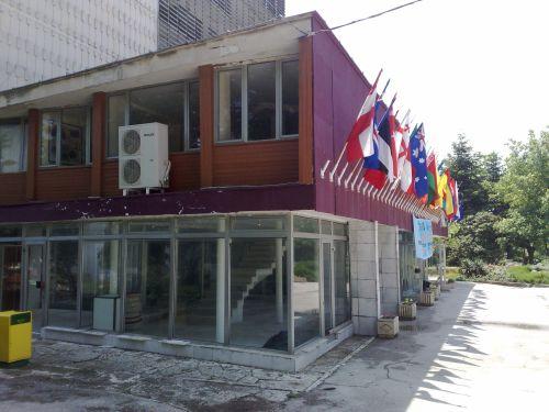 Viešbutis Parko Hotel Journalist