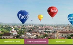 Lietuva svetinga verslui. Taip teigia www.lietuva.lt