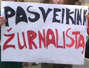 Pasveikink laisvą žurnalistiką. Bet ne atsisveikink!