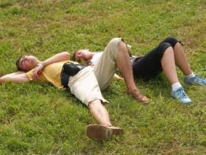 Daugeliui žurnalistų trūksta tik... miego. 2007 metai Marijampolė