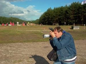 Kolega SS iš Šiauliu fiksuoja akimirkas originaliu fotoaparatu. 2005 metai Tauragė