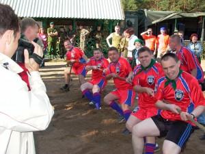 Virvę traukia Ukrainos žurnalistai ir... 2005 metai, tTuragė