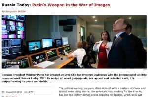 Spiegels apie russia today