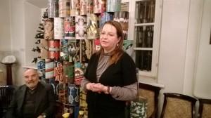 """BNS vadovė Jurga Eivaitė padėkojo už BNS žurnalistų įvertinimą """"Taikliausio šūvio"""" nominacijoje"""