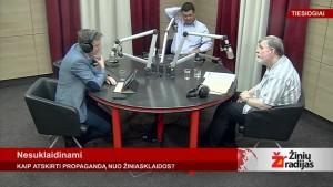 Nesuklaidinami Ziniu radijuje apie propaganda Sakadolskis 2015